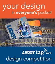 LADOT TAP Card Competition